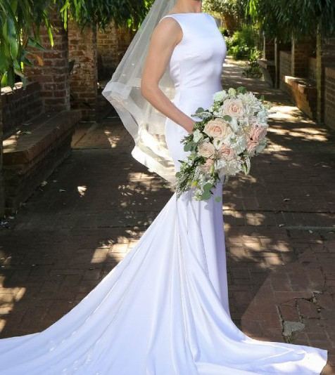 Pronovias Raim Second Hand Wedding Dress On Sale 51% Off