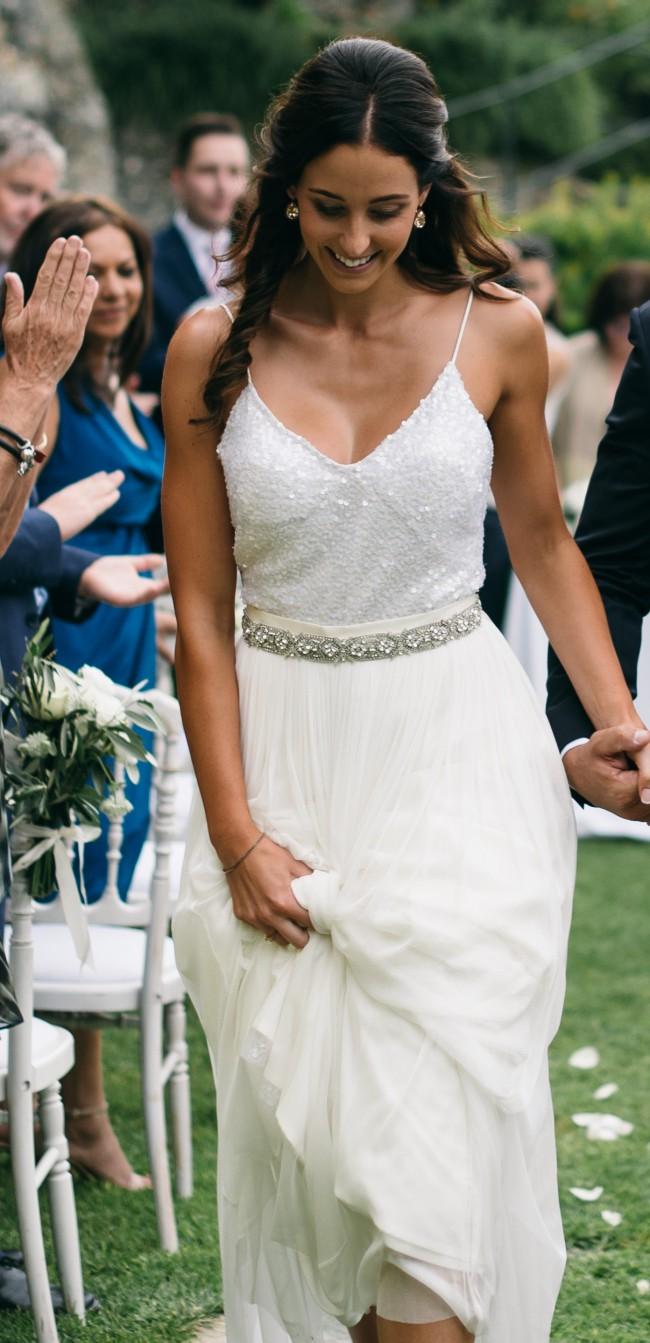 Rachel Gilbert, SS15 Aspen Gown