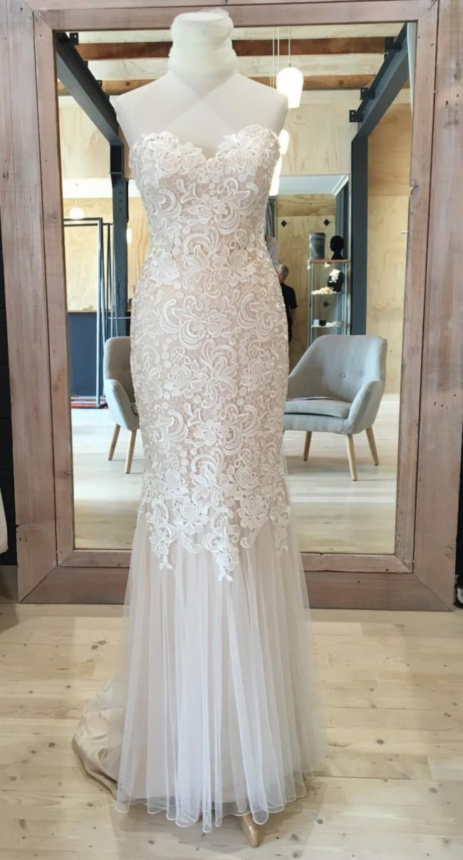 Caleche Bridal House Gia dress