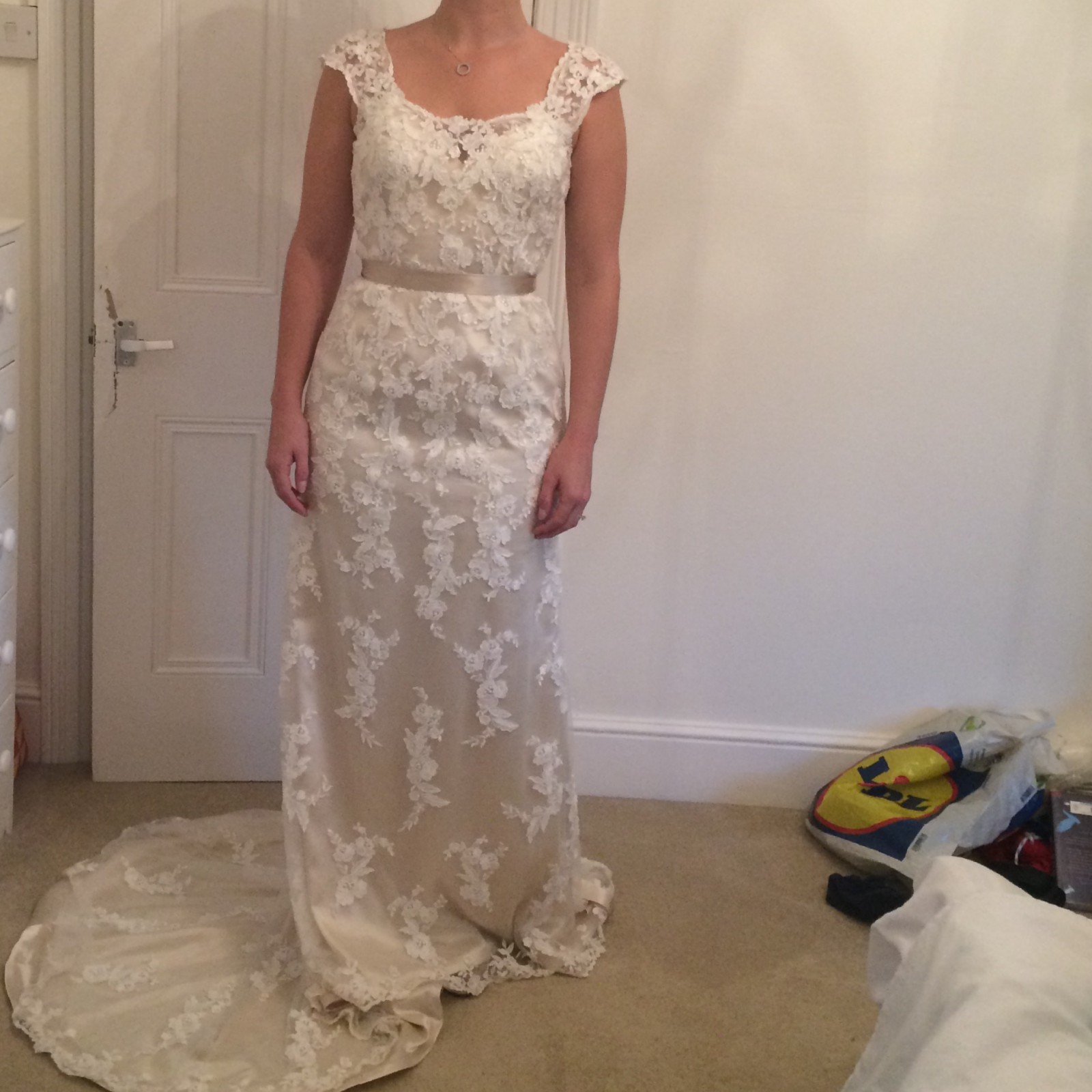 Henry Roth Second Hand Wedding Dress On Sale 82 Off: Justin Alexander 3785 Second Hand Wedding Dress On Sale 70