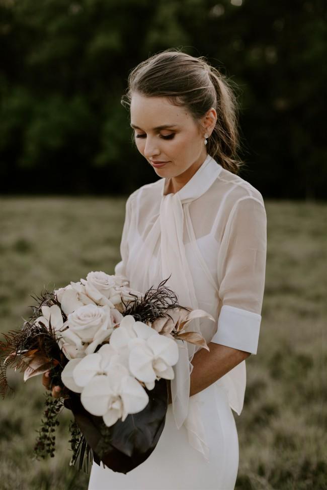 Lola Varma Delfina skirt and Jolante blouse