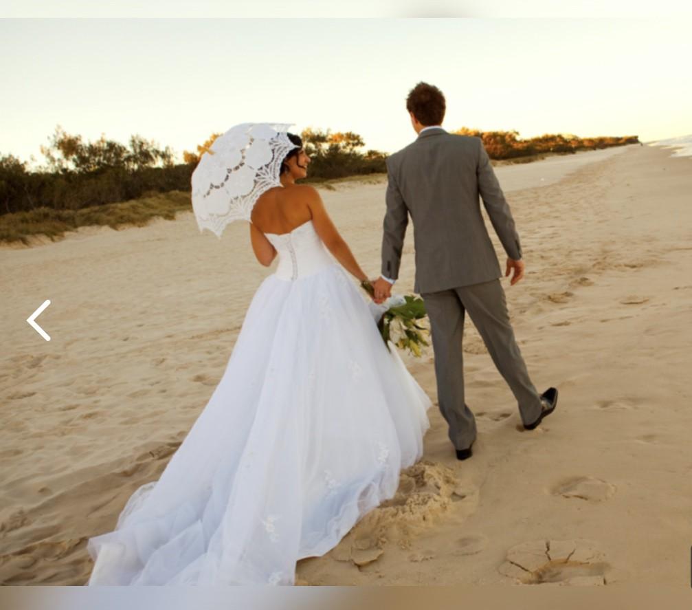 Maggie Sottero Preloved Wedding Dress On Sale 80% Off