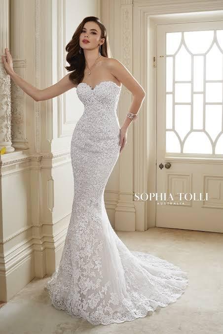 Sophia Tolli Y11652 Maeve