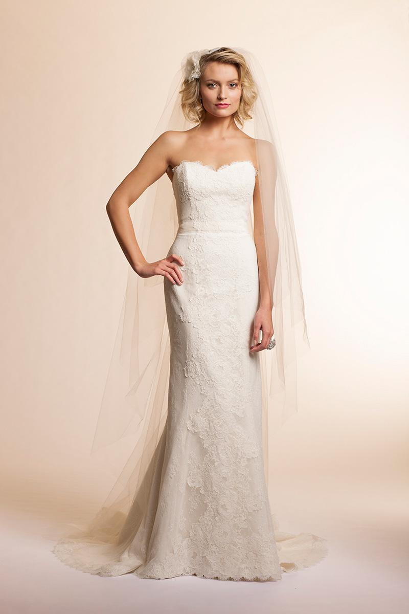 Amy Kuschel Rosemary Used Wedding Dress On Sale 67 Off Stillwhite