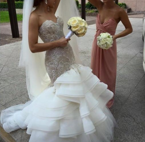 Henry Roth Second Hand Wedding Dress On Sale 82 Off: Steven Khalil Second Hand Wedding Dress On Sale 52% Off