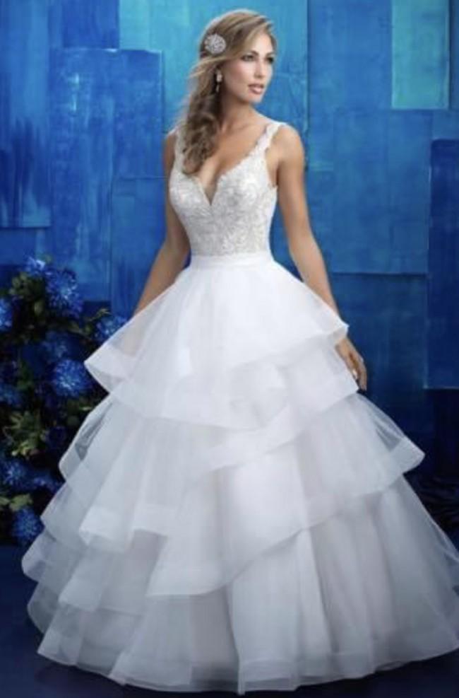 Allure Bridals 9418