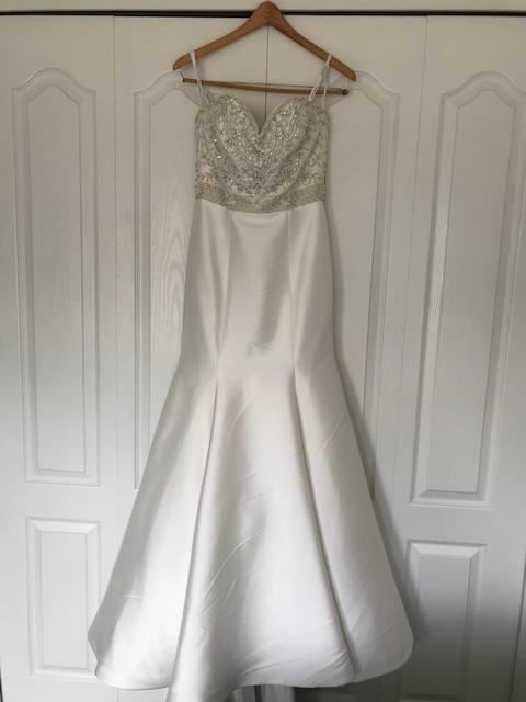 226dc52713a3 James Clifford J21322 New Wedding Dress on Sale 68% Off - Stillwhite  Australia