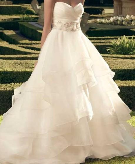 Casablanca Bridal 2174