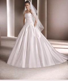 La Sposa, Ball Gown
