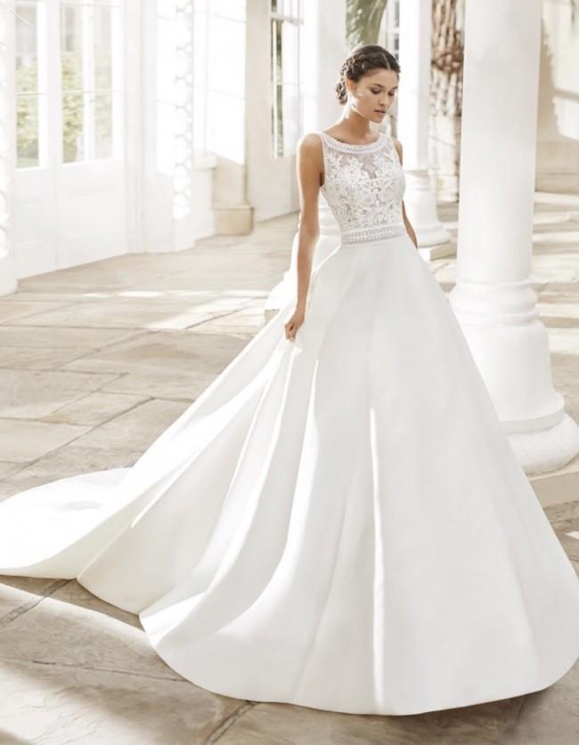 Rosa Clara Tiara Dress 2021
