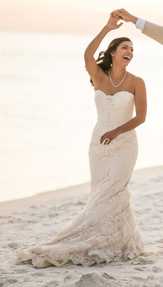 Allure Bridals 9072