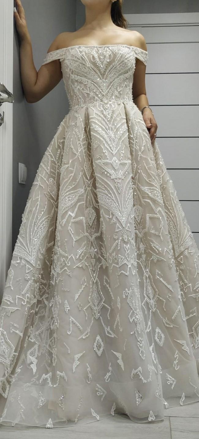 Miriams Bride BOHO Margo