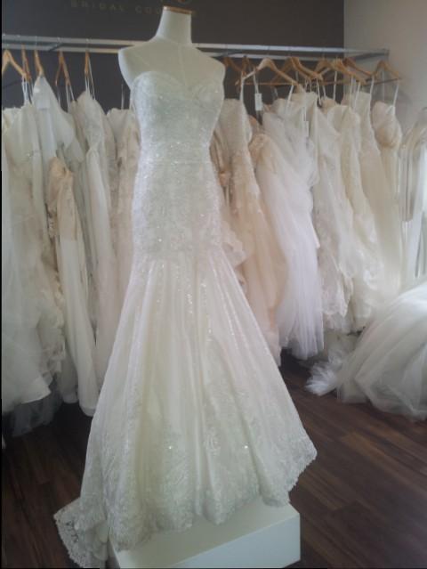 Vonve Bridal Couture Custom Made