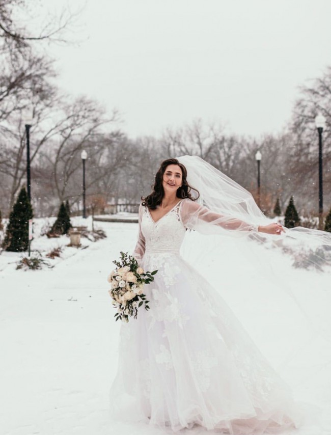 Allure Bridals Custom Made