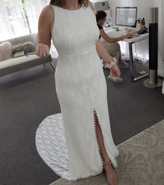 Grace Loves Lace Leon Gown