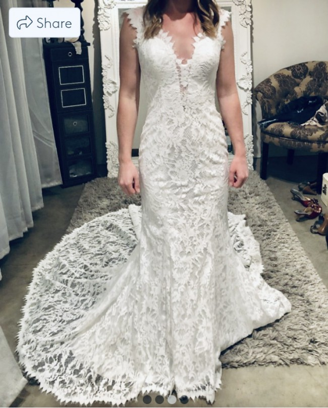 Allure Bridals, 9206