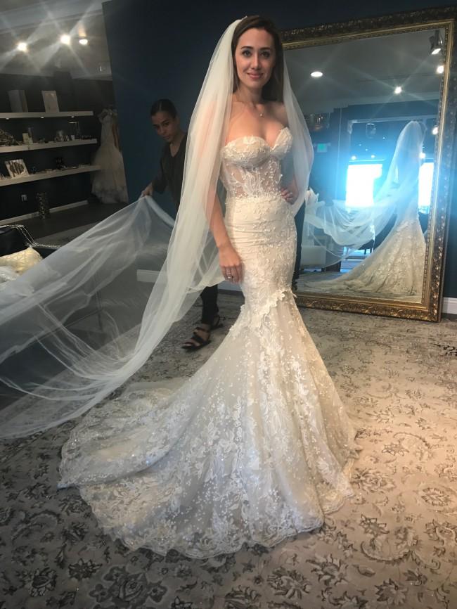 Galia Lahav Lidya Gown