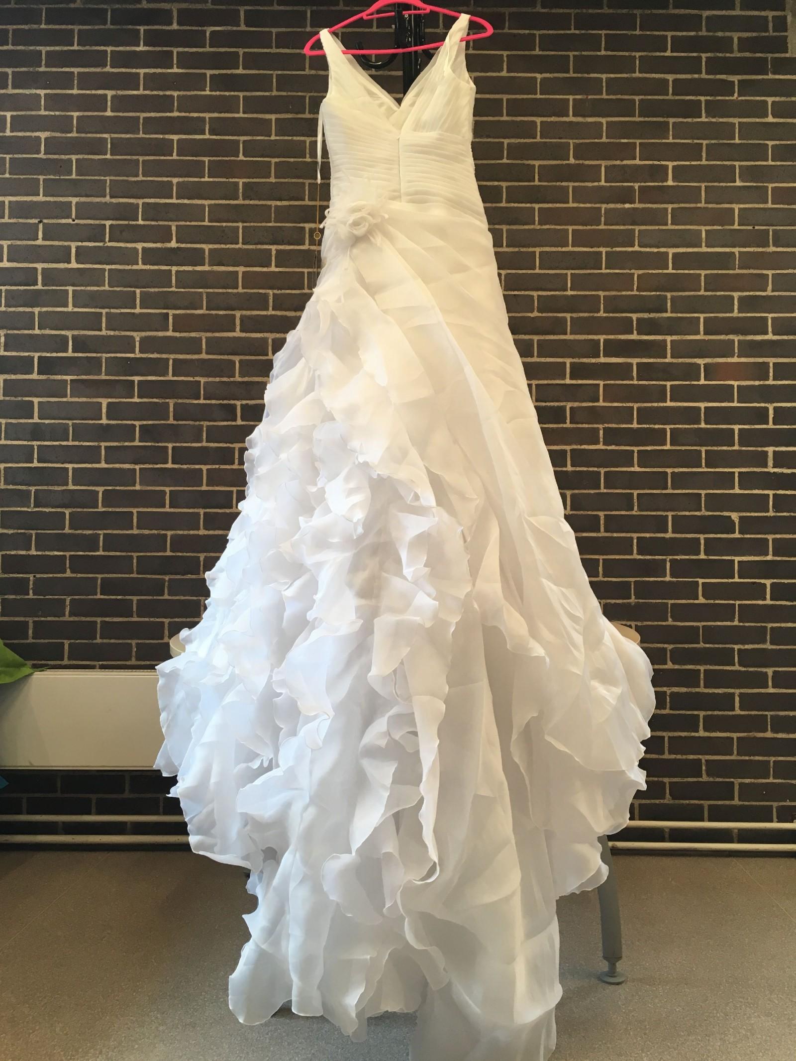 Demetrios RN 98249 Wedding Dress On Sale 92% Off