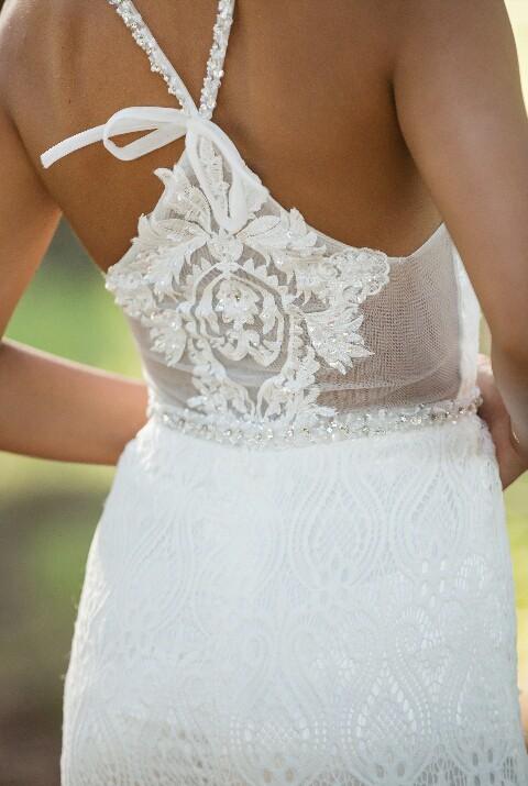 Ivory And Stone Bridal Olivine