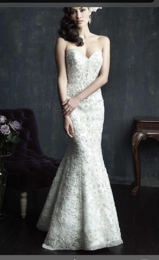 Allure Couture Fall 2013 collection style C268