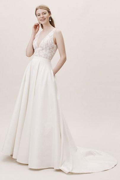 Jenny Yoo Marian Top & Marissa Skirt