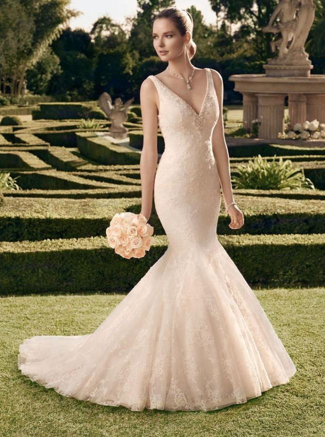 Casablanca Bridal 2165