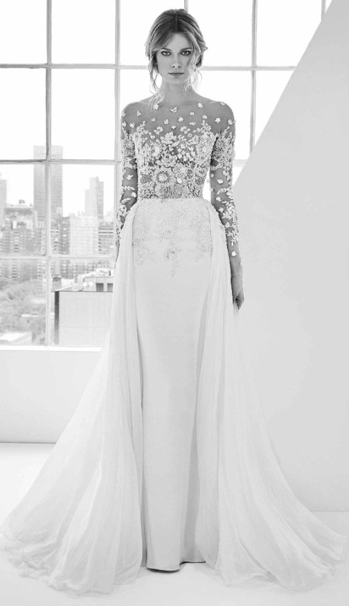 42c671b332dd Zuhair Murad Dorothy Spring 2018 Collection Second Hand Wedding ...
