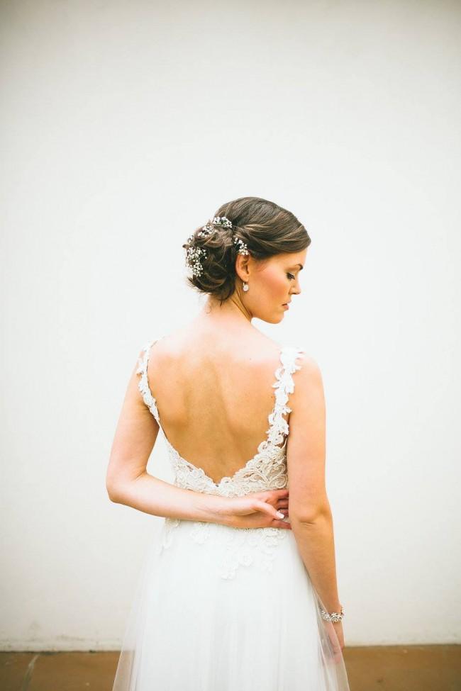 Joss Bridal Wear, Custom Made