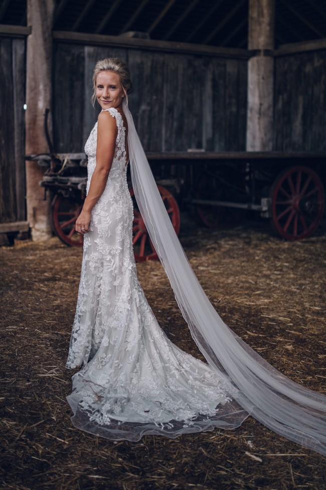 Allure Bridals Marti