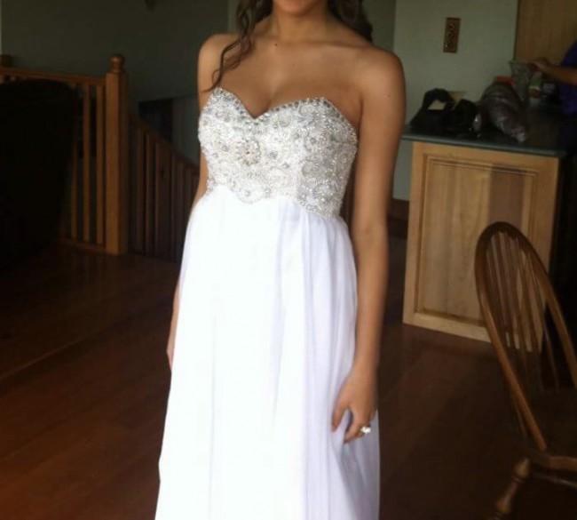 Imoda Emporium, Wedding dress swarovski crystal dress