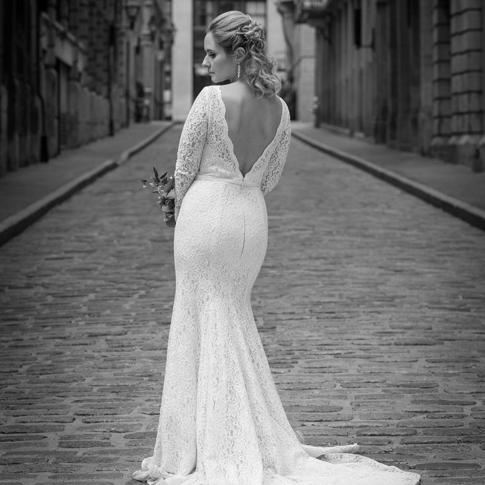 Mikaella 2050 Preowned Wedding Dress On Sale 44% Off