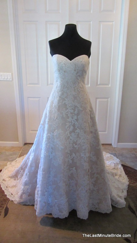 Allure Bridals, 9109