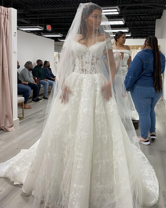 Bonny Bridal 8822