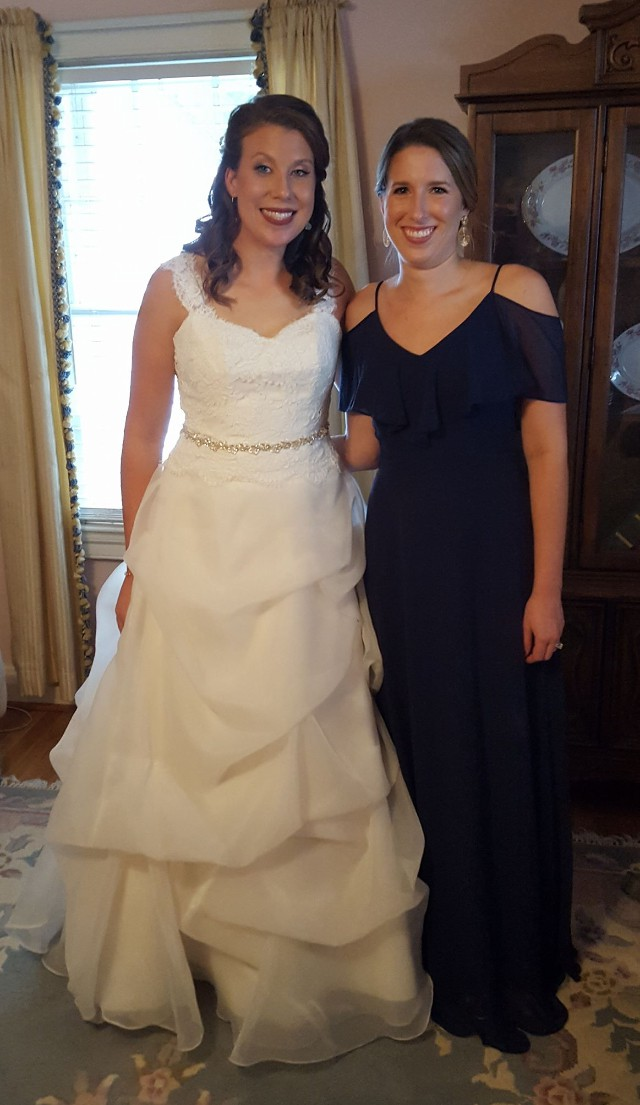Paloma Blanca, Ball Gown