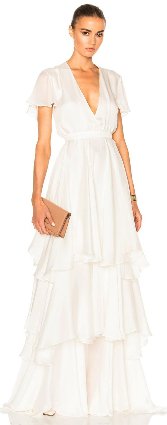 Houghton NYC Evie Gown