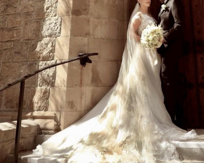 Princess Ball Gown Wedding Dress: Pronovias Pronovias Princess Ball Gown Second Hand Wedding
