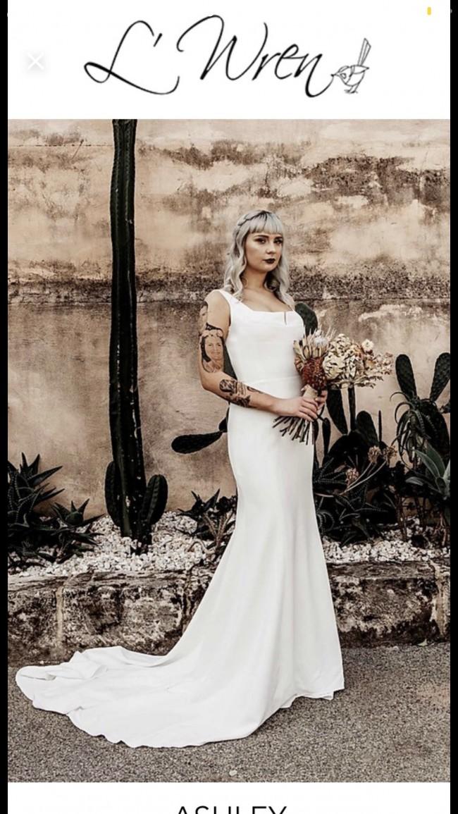 Q'nique Bridal Ashley