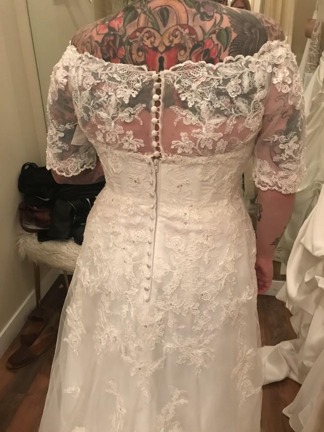 David's Bridal, Jewel 9WG3734