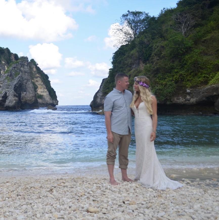 Mikaella 2016 Second Hand Wedding Dress On Sale 60% Off