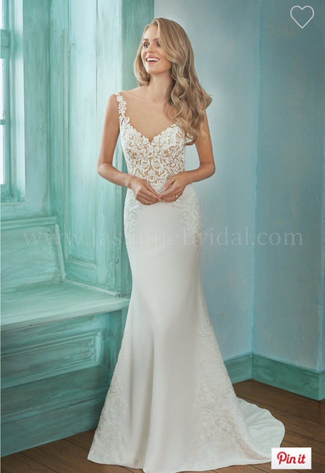 f69ba57989 Jasmine Bridal Second Hand Wedding Dress on Sale - Stillwhite Australia