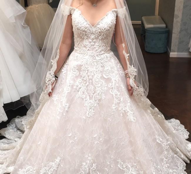 Allure Bridals, C461