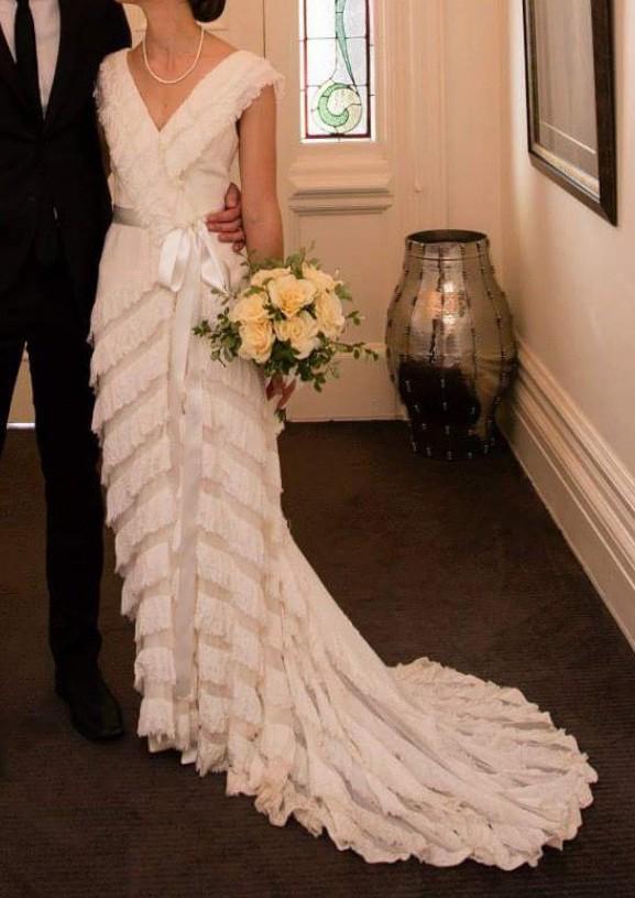 Carolina Herrera, Columbine Gown
