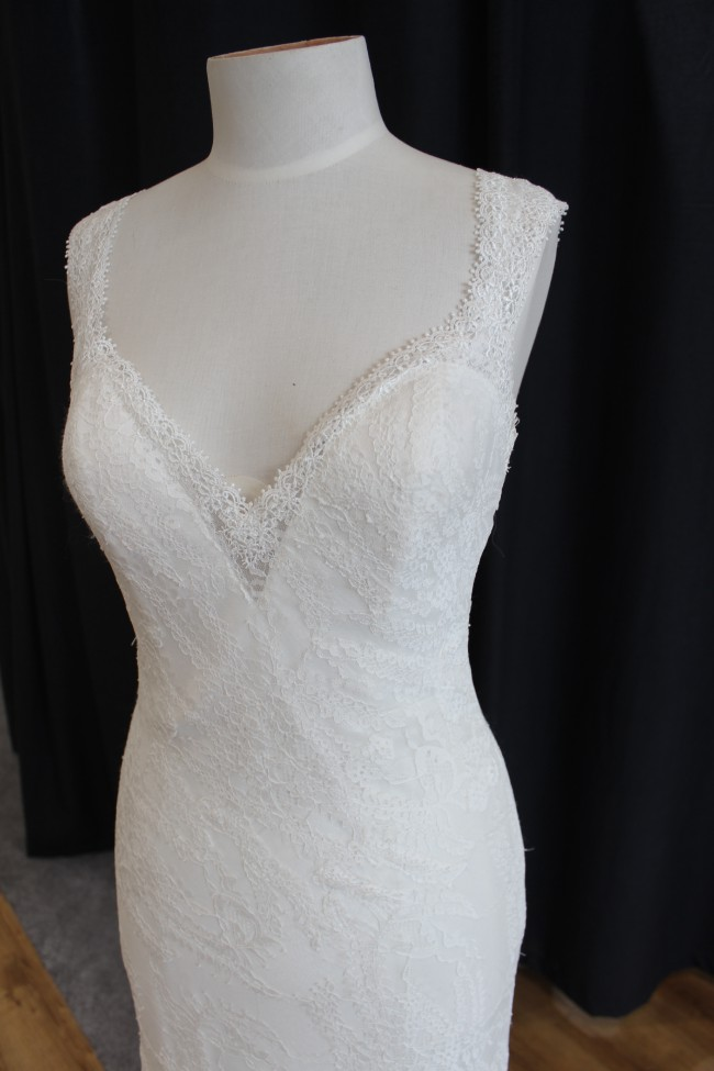 Allure Bridals Daisy by Wilderly Bride