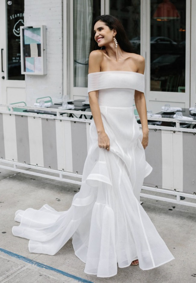 Georgia Young Couture Nolita Collection - MET Gown