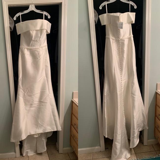 David's Bridal WG3880