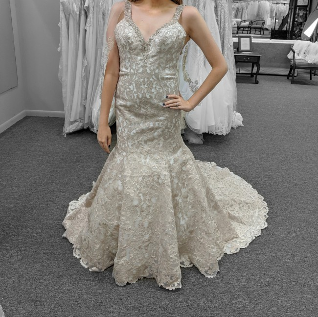 Allure Bridals 9203