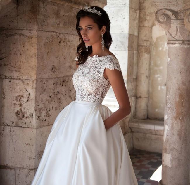 Milla Nova Wedding Dresses.Milla Nova New Kira Size 8