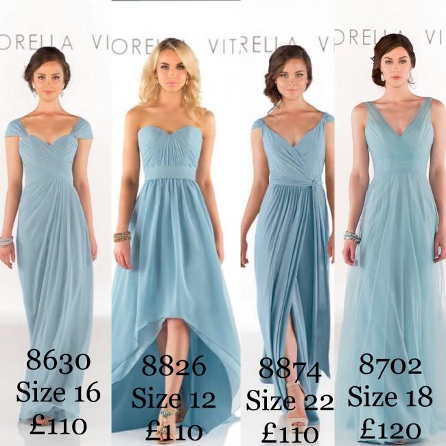 befe536c99a Sorella Vita 8630 Sample Wedding Dress on Sale 50% Off - Stillwhite ...