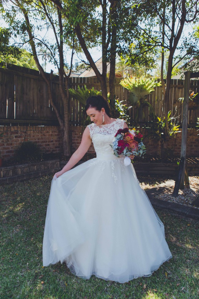 f34497949d81 Sincerity Bridal 3804 Preowned Wedding Dress on Sale 75% Off ...