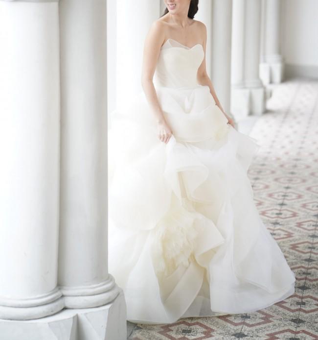 eed2d0d96622f Vera Wang Katherine Second Hand Wedding Dress on Sale 69% Off ...